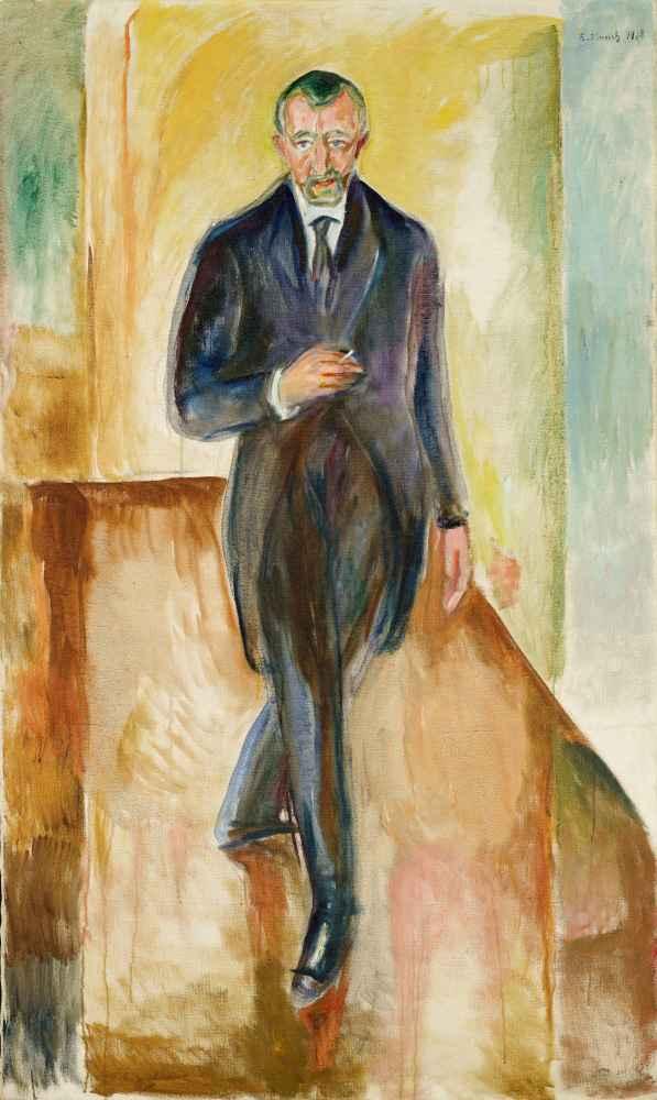 Thorvald Løchen - Edward Munch
