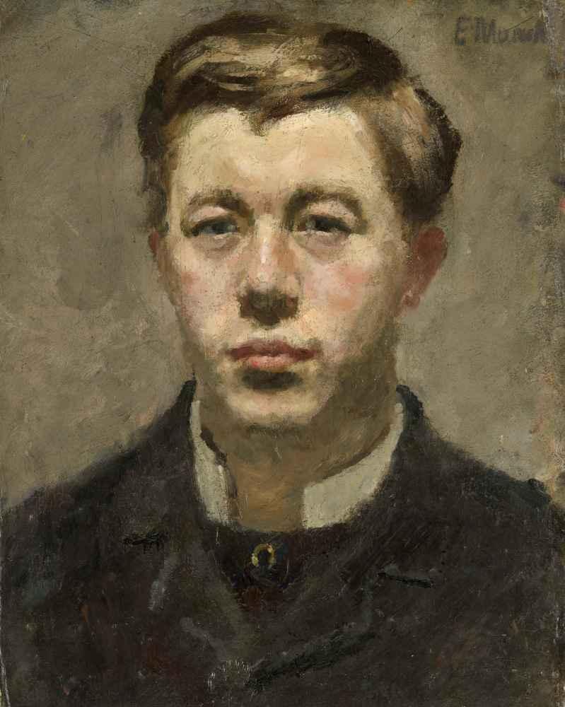 Thorvald Torgersen - Edward Munch