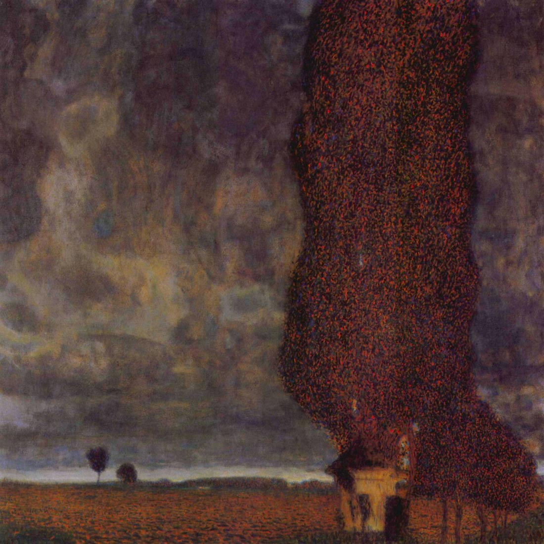 Thunderstorm - Klimt