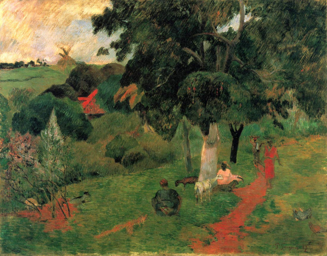 To and Fro - Gauguin