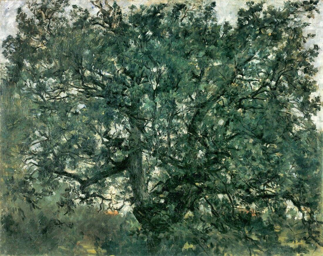 Tree - Lovis Corinth