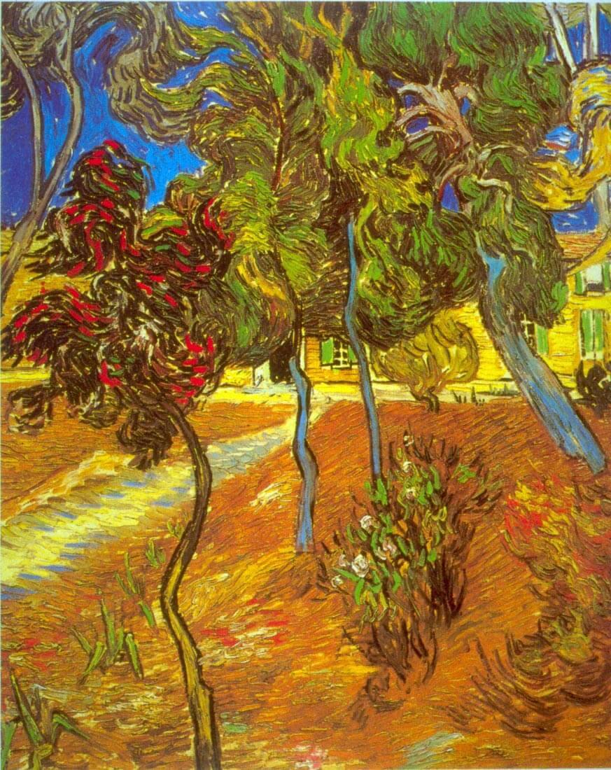 Trees - Van Gogh