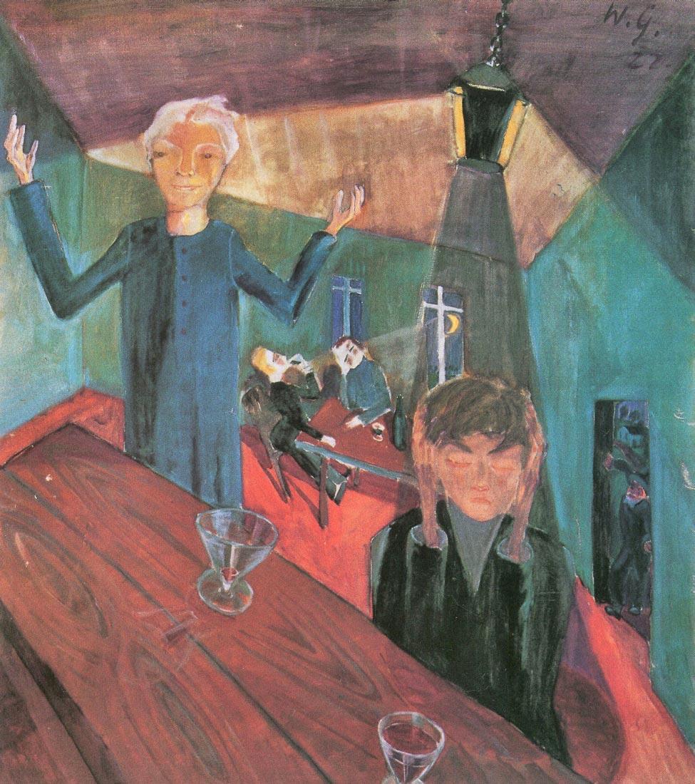 Trinker - Walter Gramatte