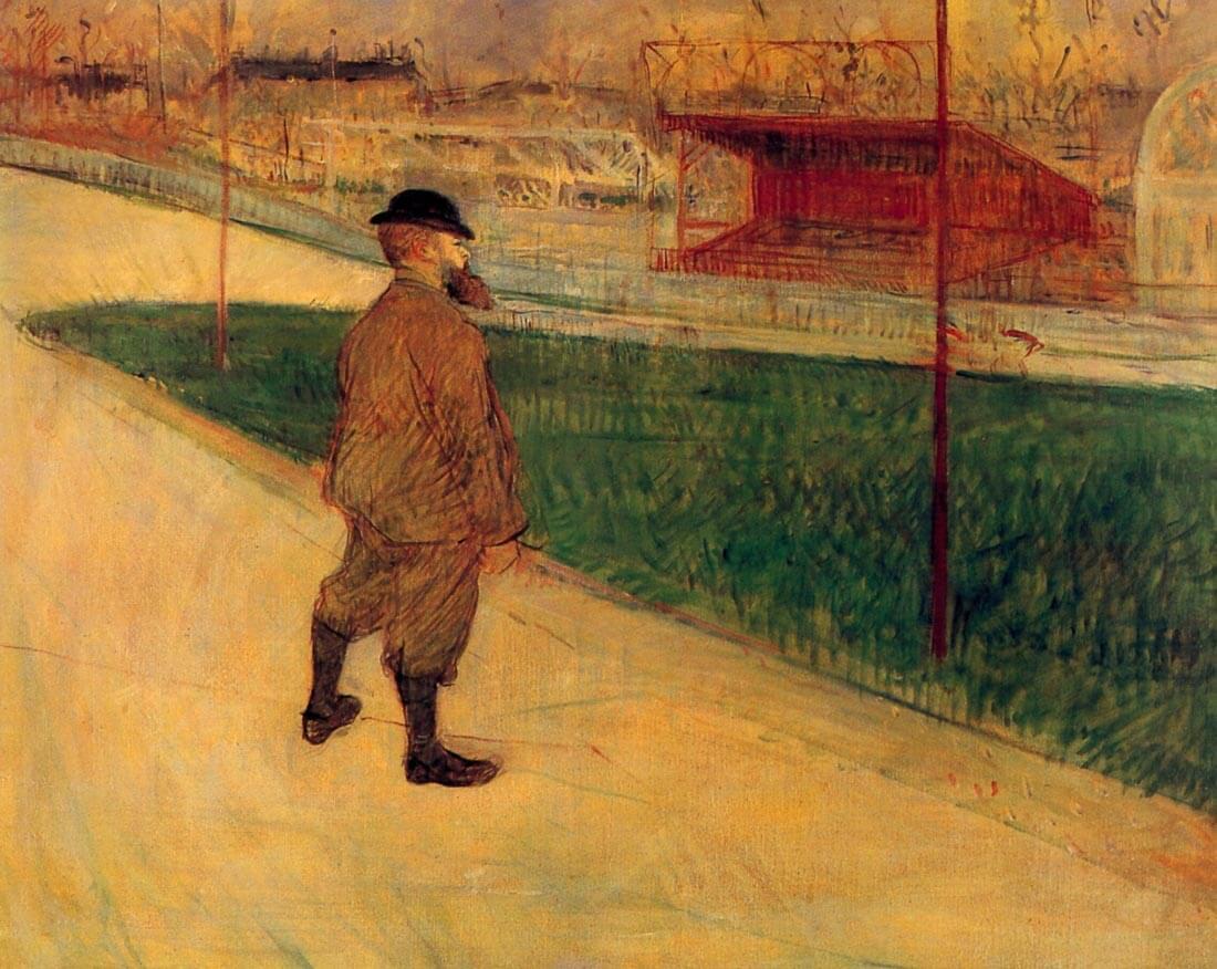 Tristan Bernard - Toulouse-Lautrec