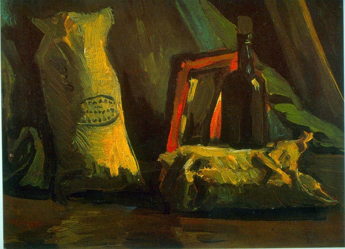 Two Sacks - Van Gogh