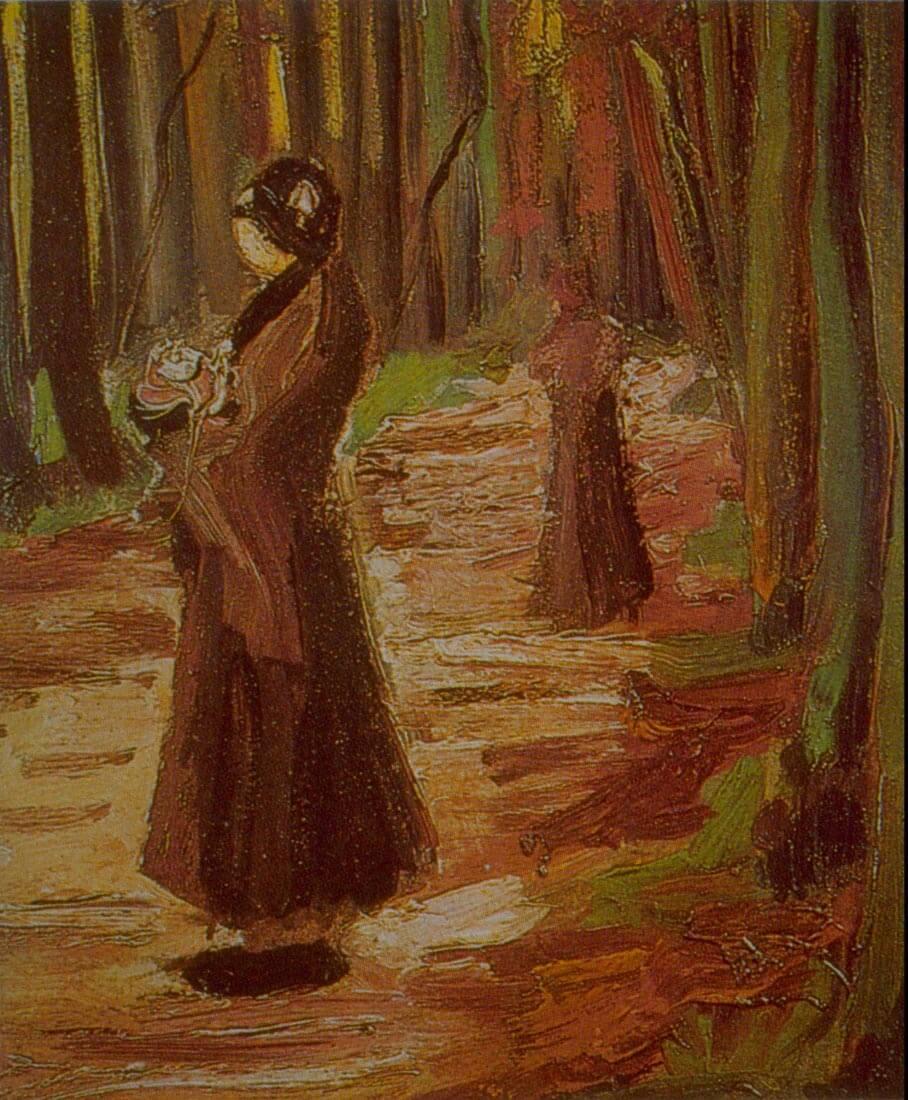 Two Women - Van Gogh