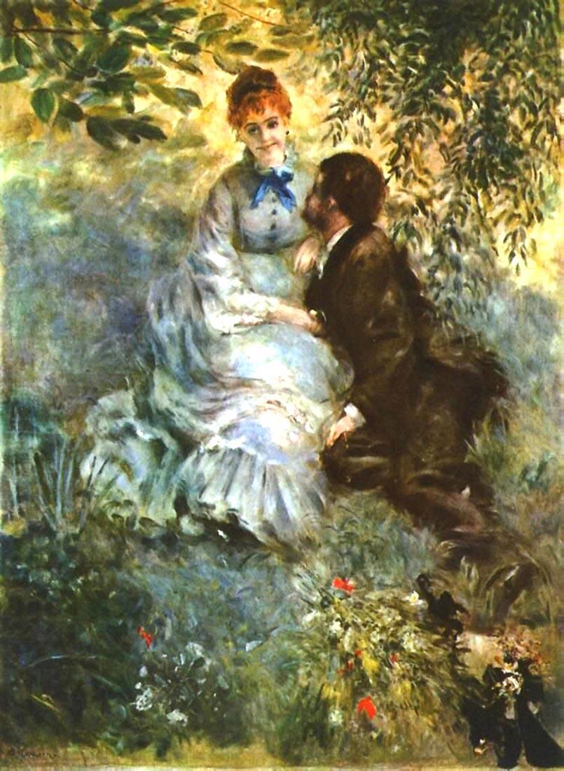 Twosome - Renoir