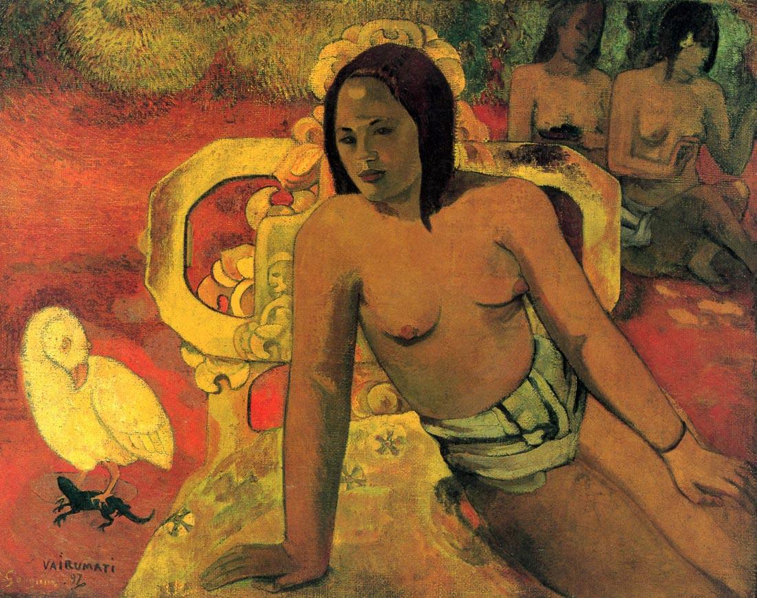 Vairumati - Gauguin