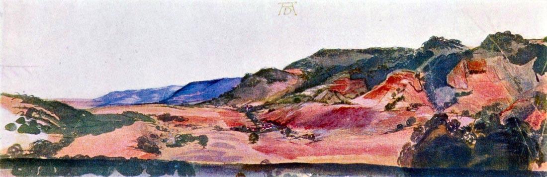 Valley Kalckreuth - Durer