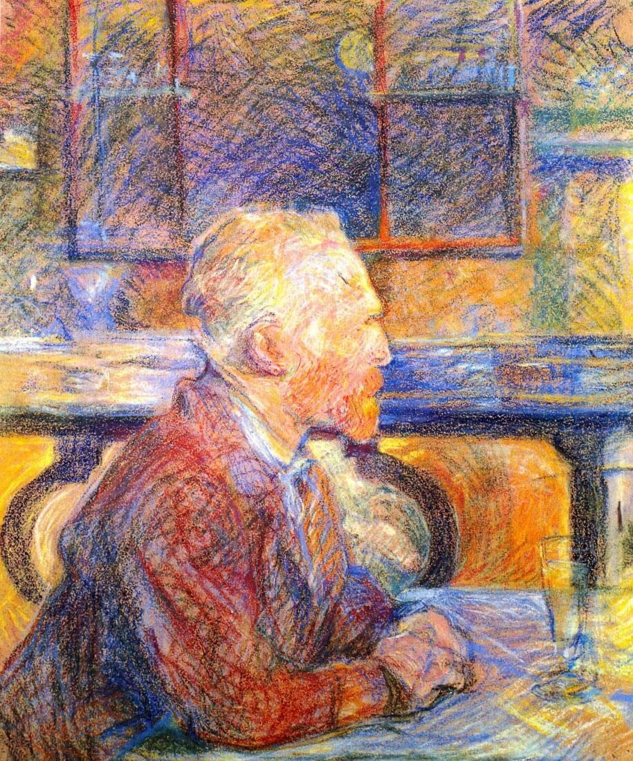 Van Gogh - Toulouse-Lautrec