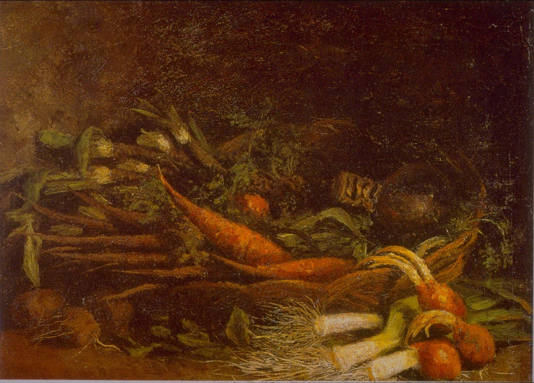 Vegetables - Van Gogh