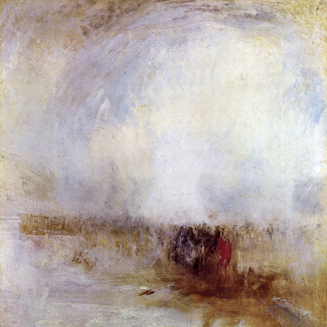 Venetian scene - Joseph Mallord Turner