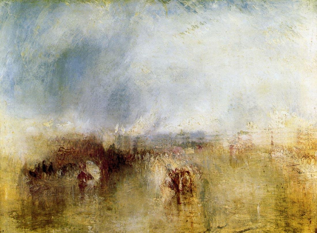 Venice - Joseph Mallord Turner