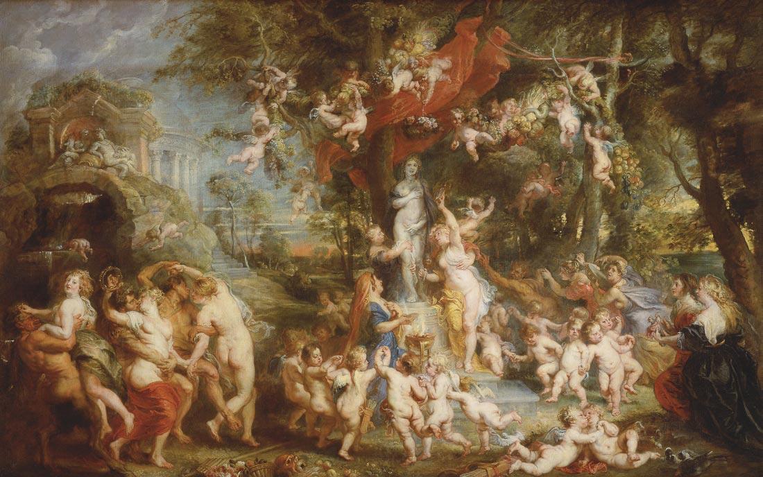 Venusfest - Rubens