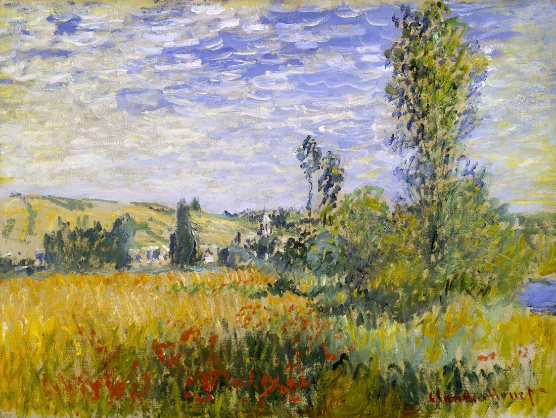 Vethueil - Monet