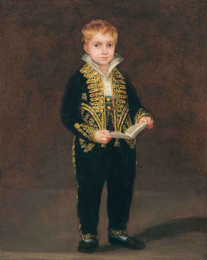 Victor Guye - Francisco Goya