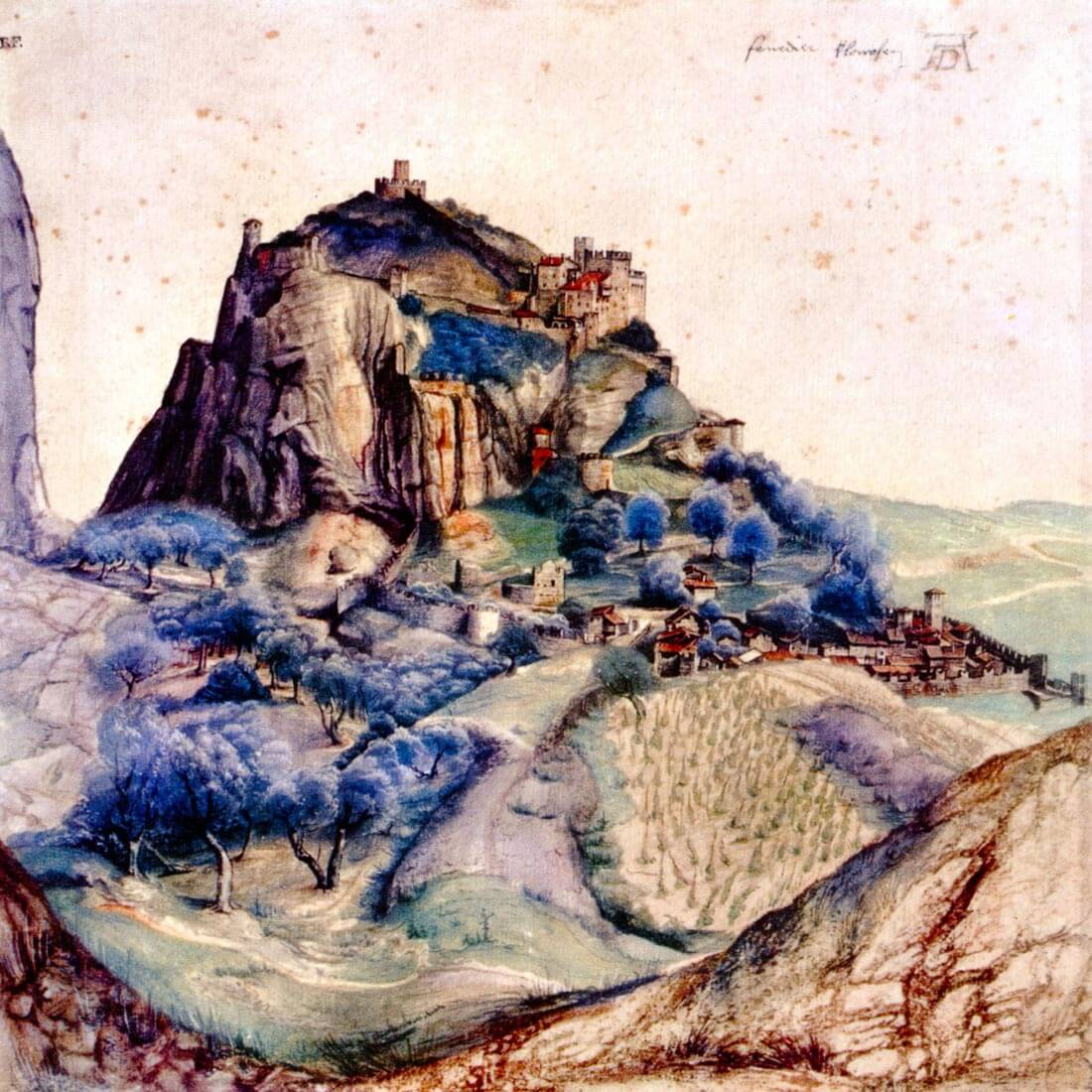View of Arco 2 - Durer