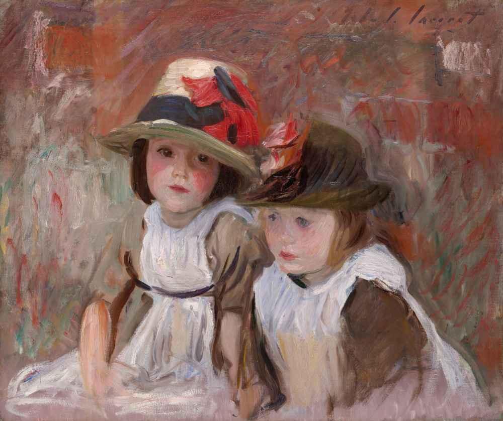 Village Children - John Singer Sargent