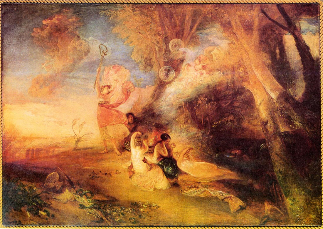 Vision of Medea - Joseph Mallord Turner