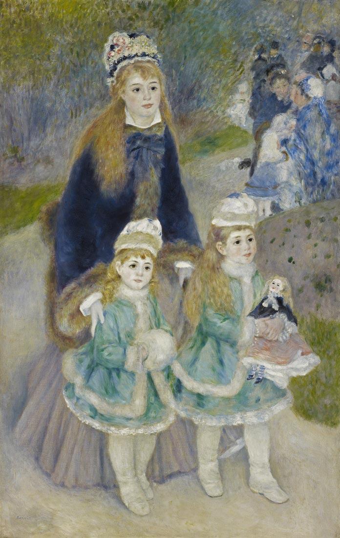 Walk - Renoir
