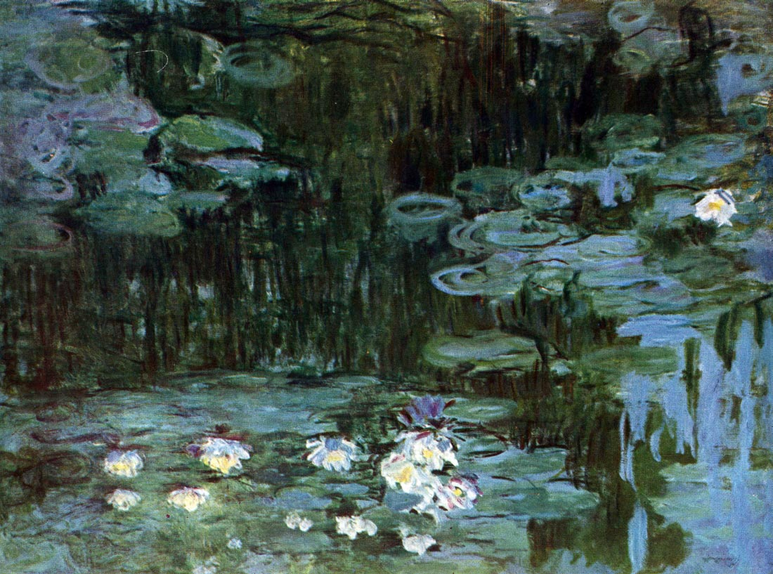 Water Lillies # 1 - Monet
