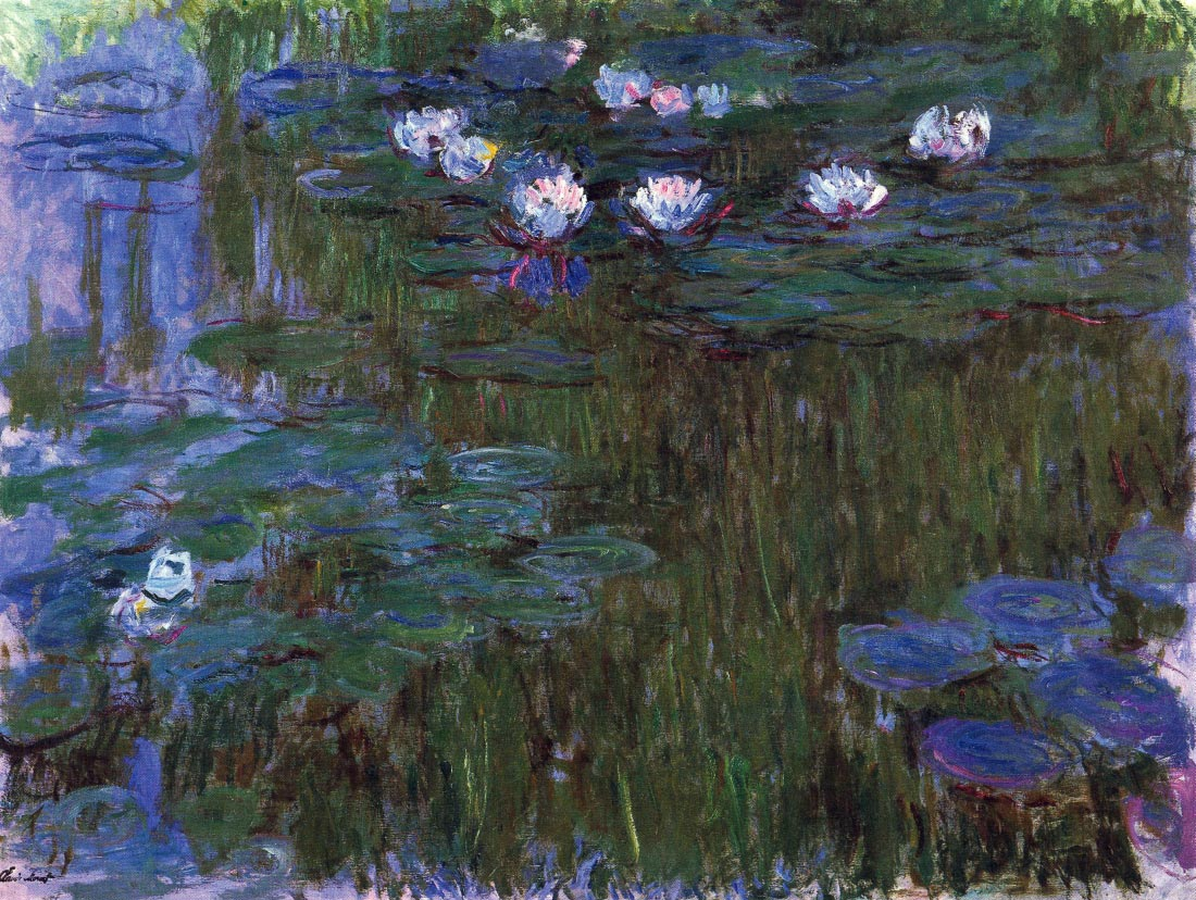 Water Lillies # 3 - Monet