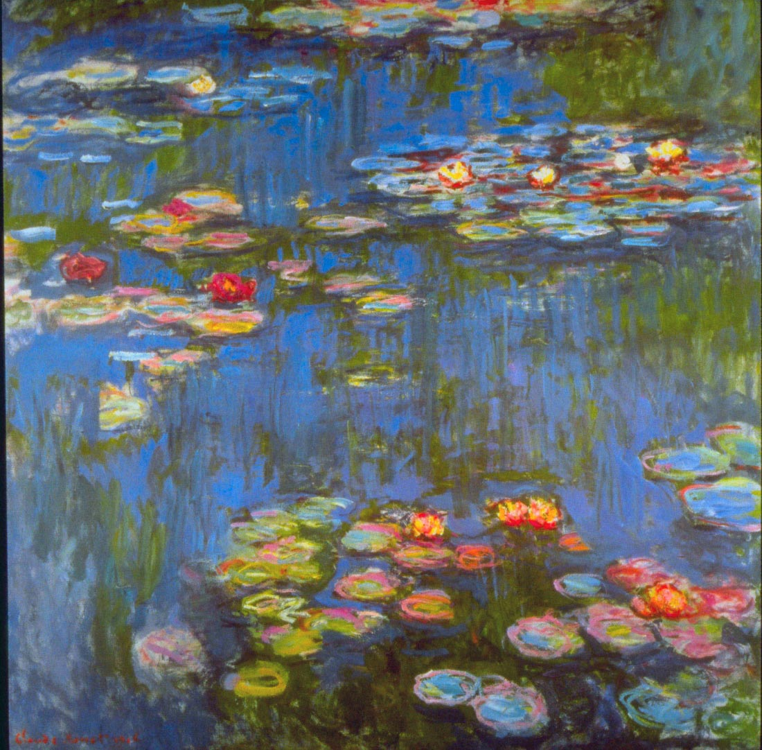 Water Lillies 2 - Monet