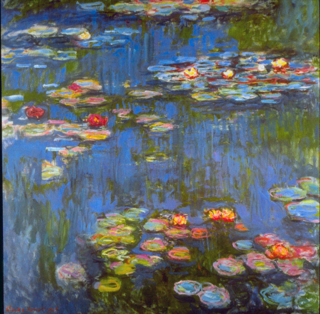 Waterlillies - Monet