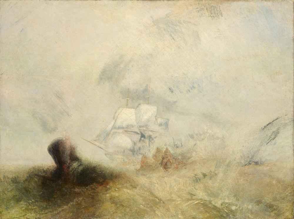 Whalers 2 - Joseph Mallord William Turner