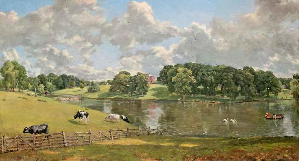 Wivenhoe Park, Essex - John Constable