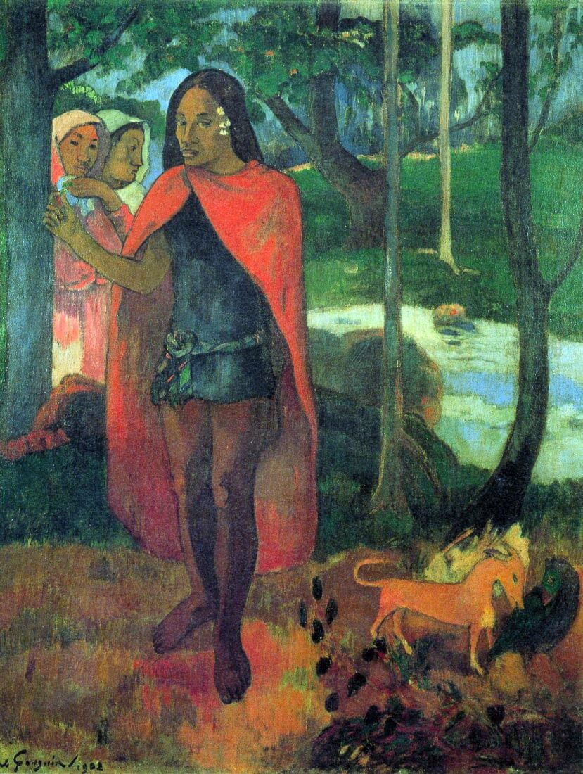 Wizard of Hiva-Oa - Gauguin