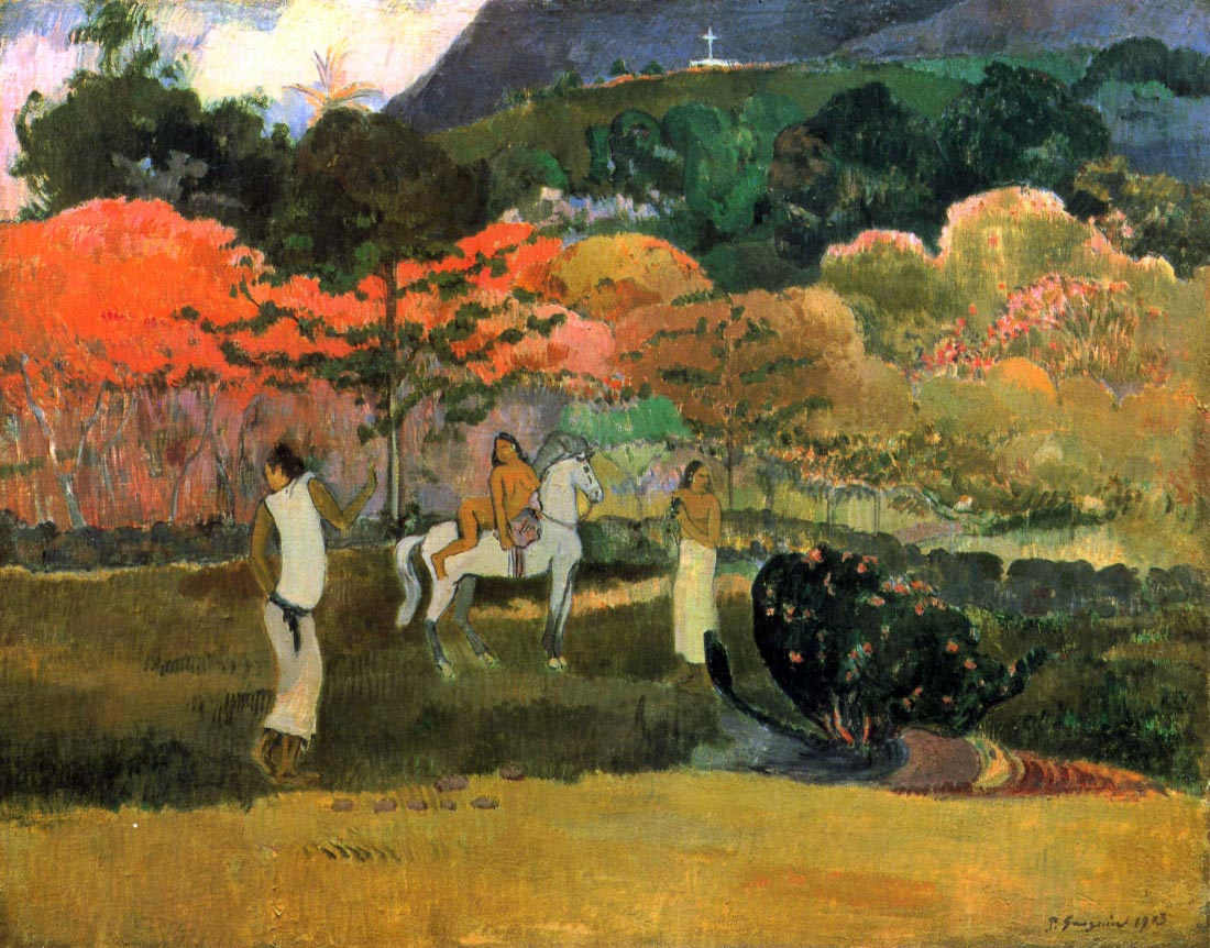 Women and Mold - Gauguin