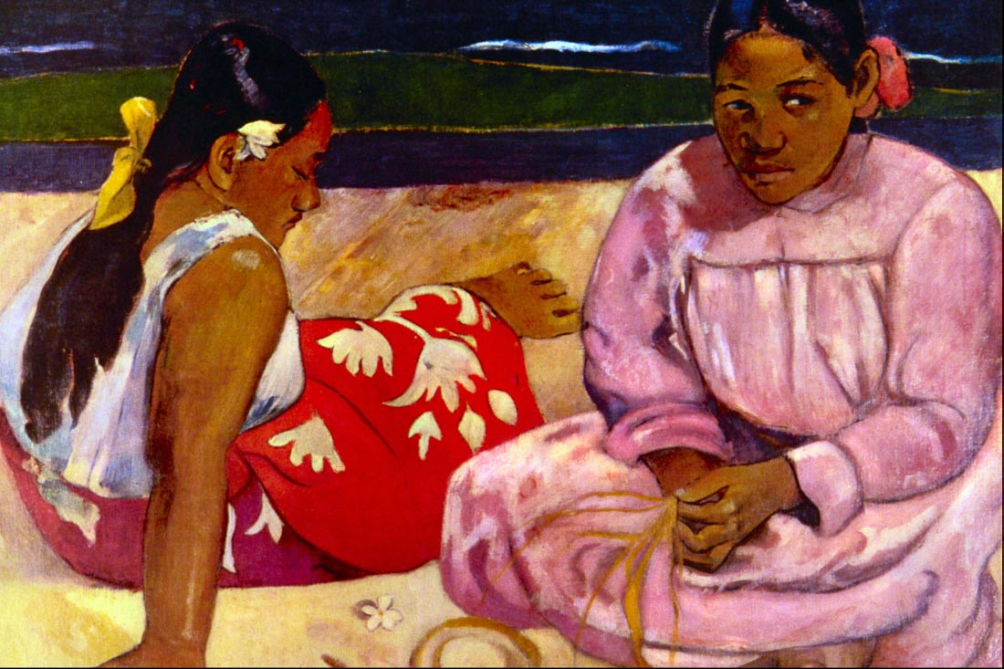 Women of Tahiti - Gauguin