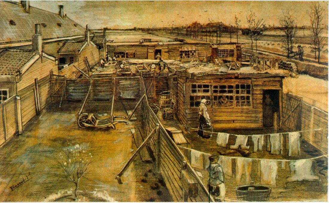 Workshop - Van Gogh