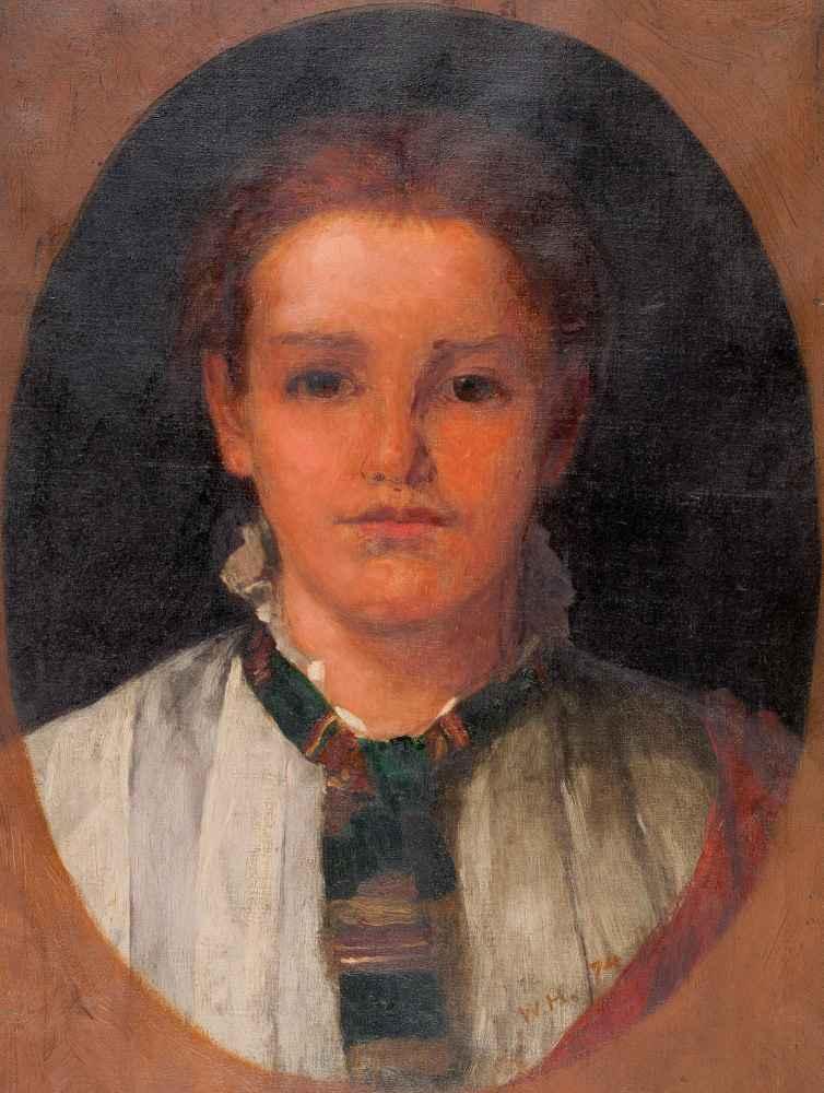 Young Girl - Winslow Homer