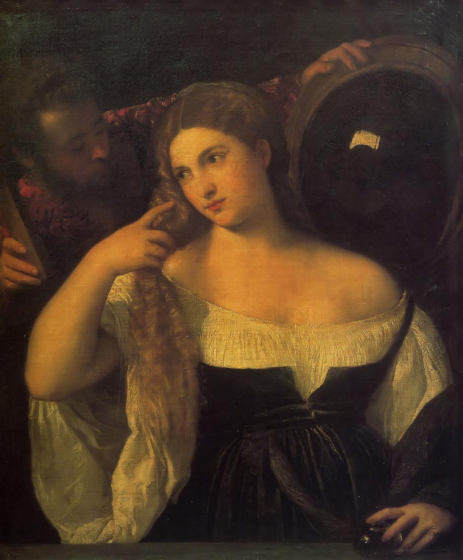 Young women - Titian
