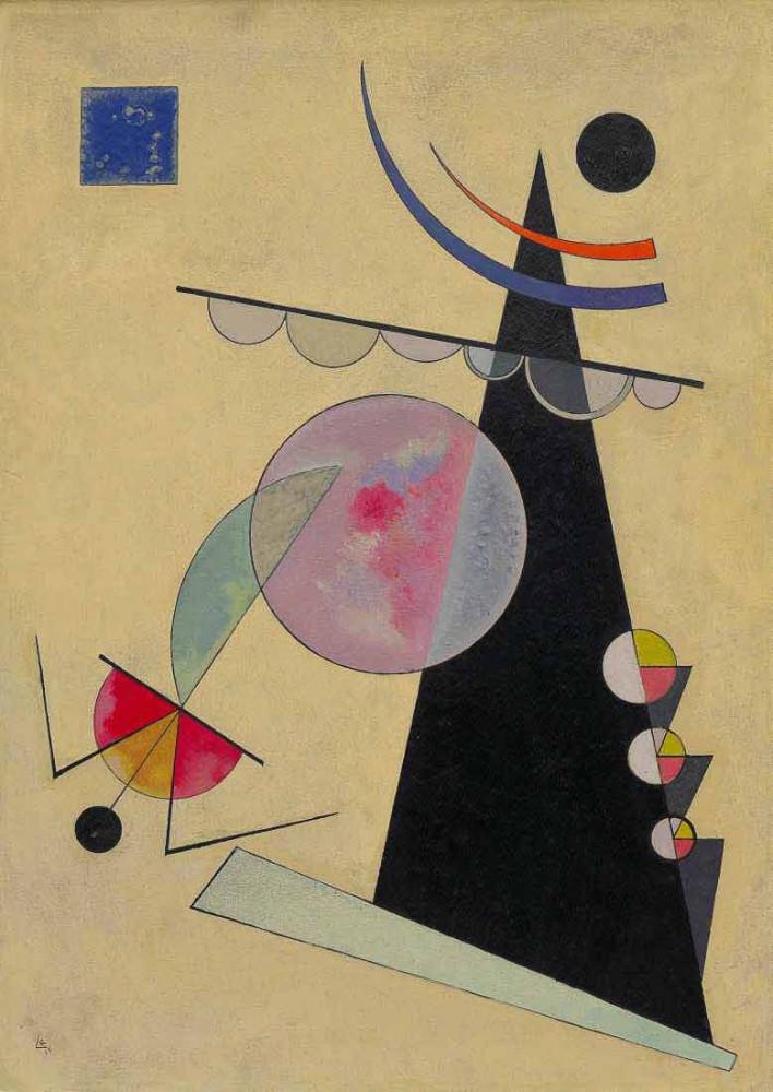 Bright Unity - Kandinsky