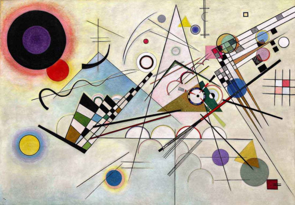 Composition 8 - Kandinsky