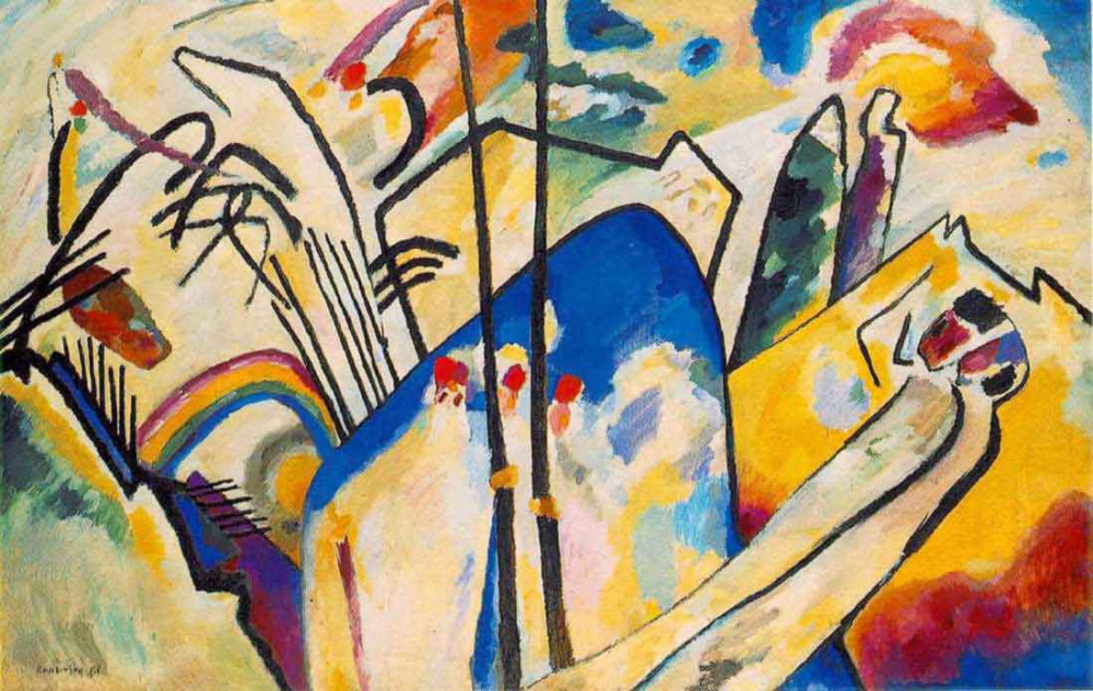 Composition IV - Kandinsky