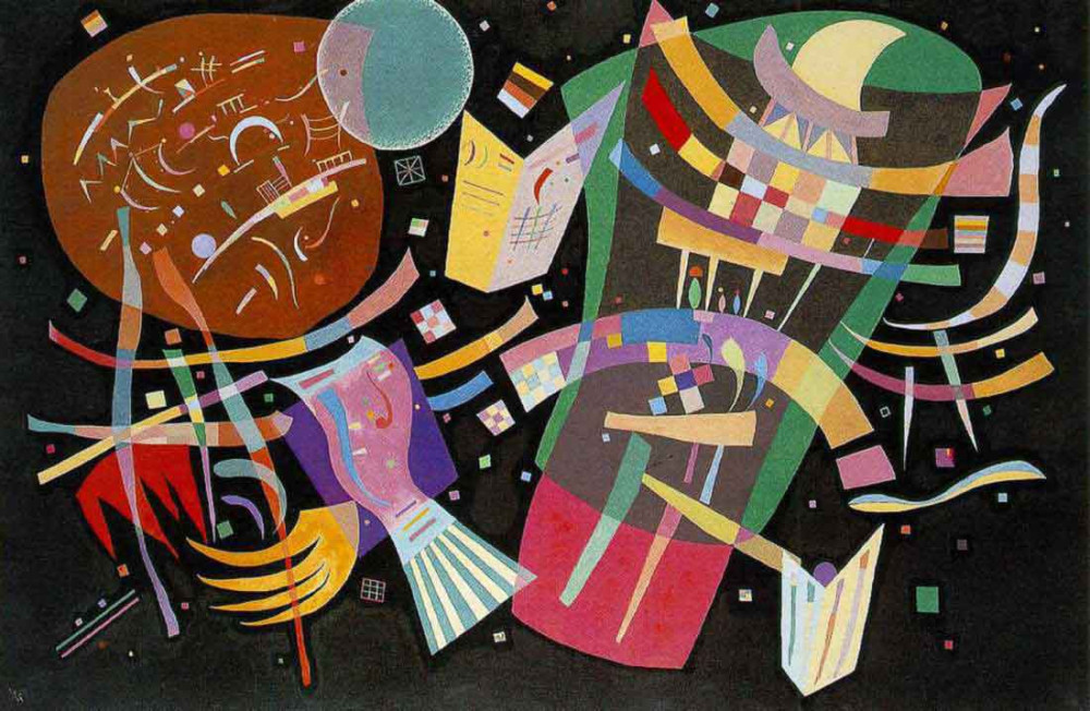 Composition X - Kandinsky