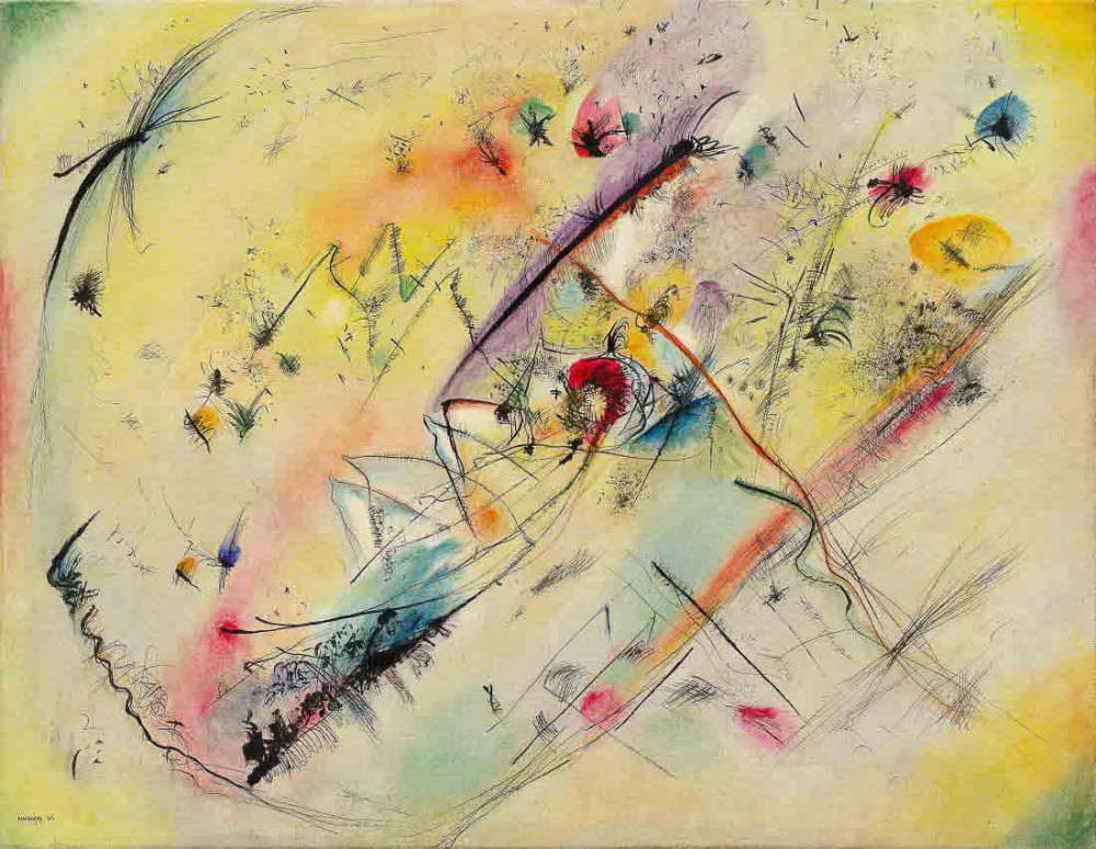 Light Picture - Kandinsky