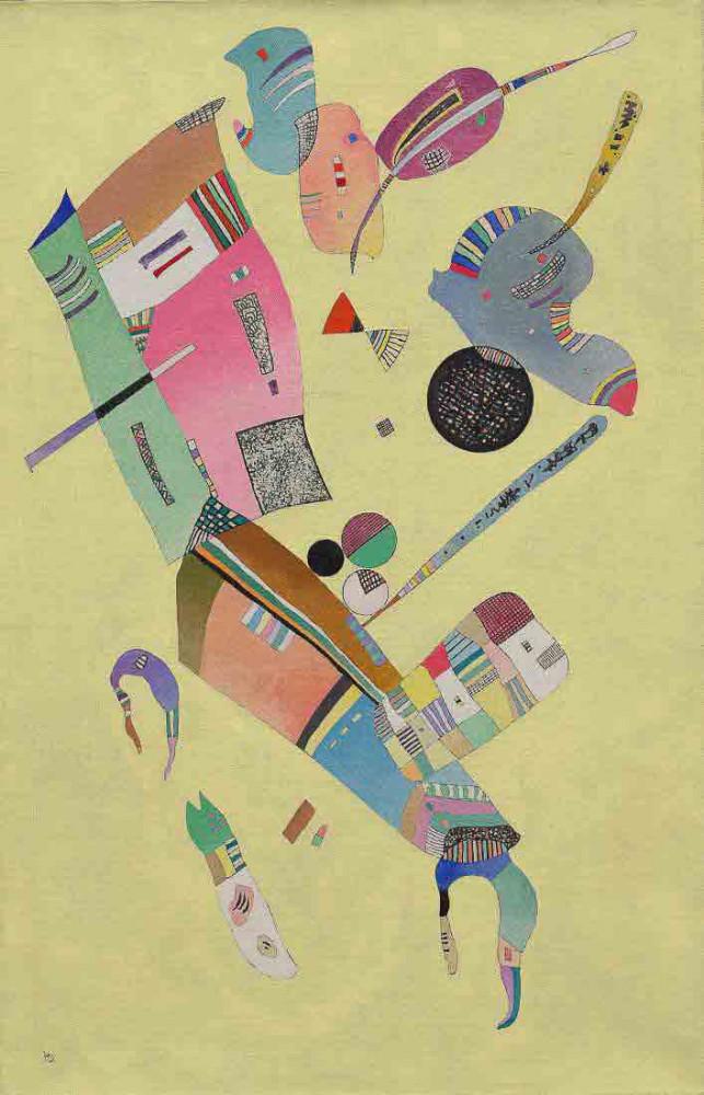 Moderation - Kandinsky