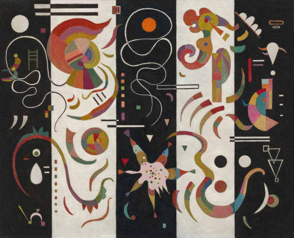 Striped - Kandinsky