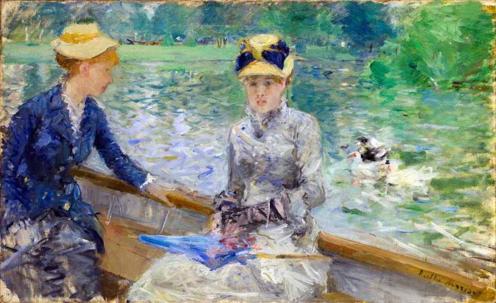 Summer day - Morisot