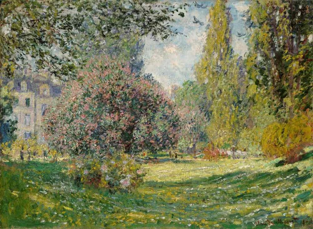 The Park 2 - Monet