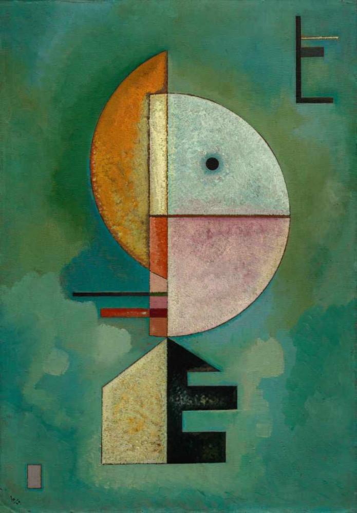 Upward - Kandinsky