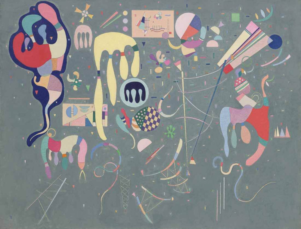 Various Actions - Kandinsky