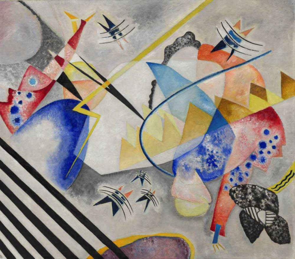 White Center - Kandinsky